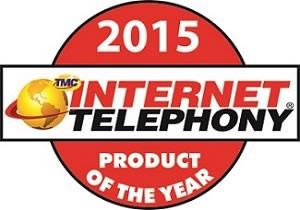 Kakapo Systems Receives 2015 INTERNET TELEPHONY Product of the Year Award
