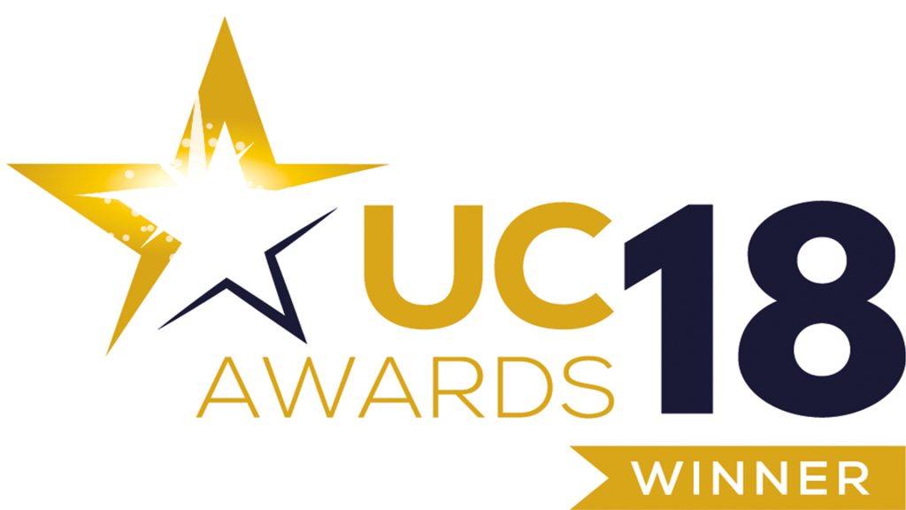 WINNER: Best Call Analytics Award – UC Today